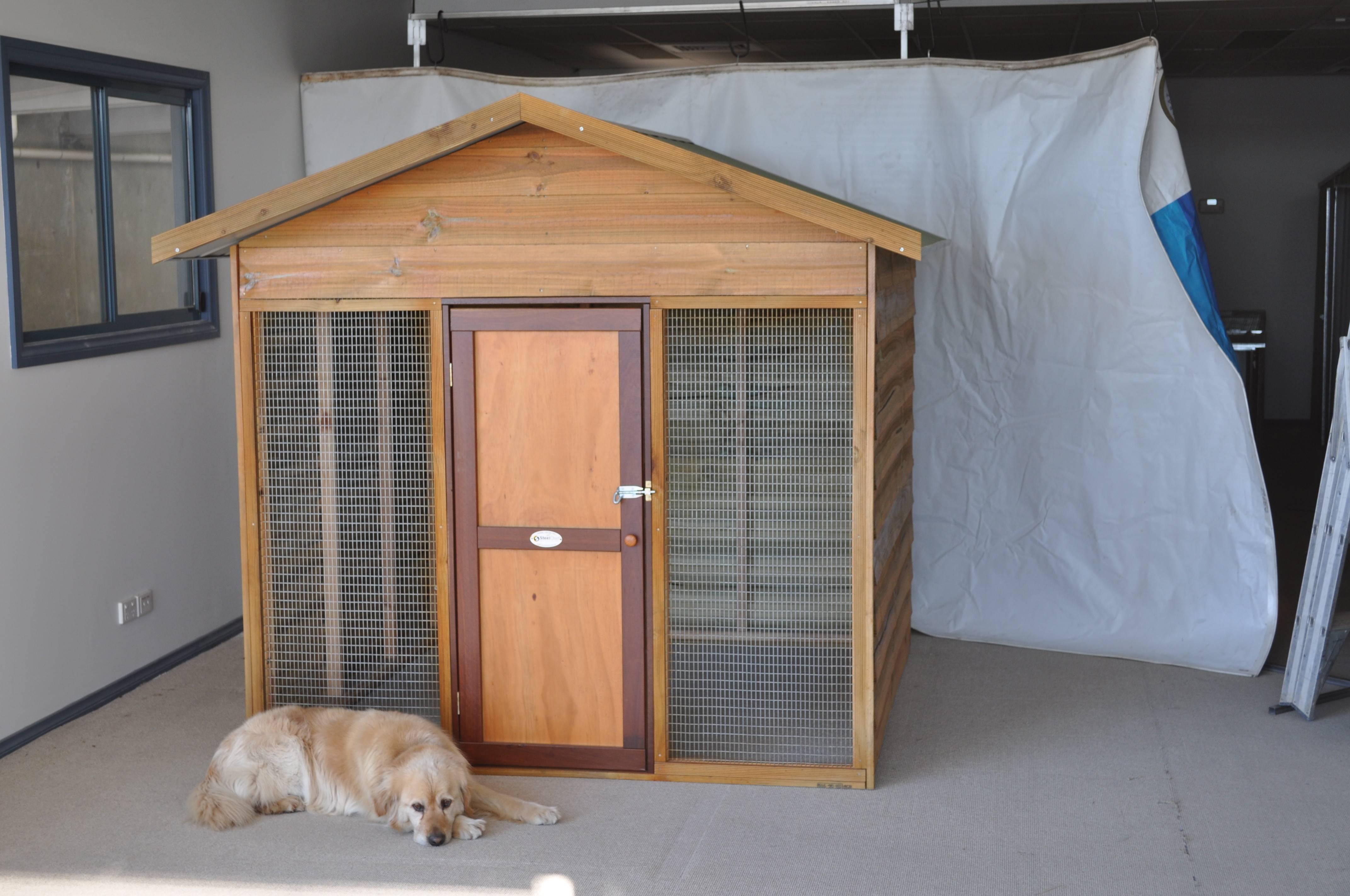 Pet Enclosures Melbourne Shedcraft