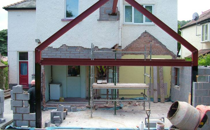Peter Griffiths Building Construction Projects North Wales
