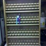 Pez Dispenser Display Case Pinterest