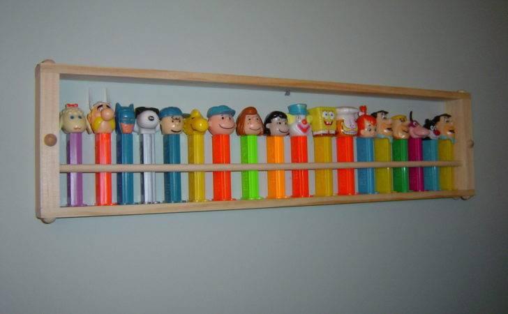 Pez Display Shelf Mini Hold