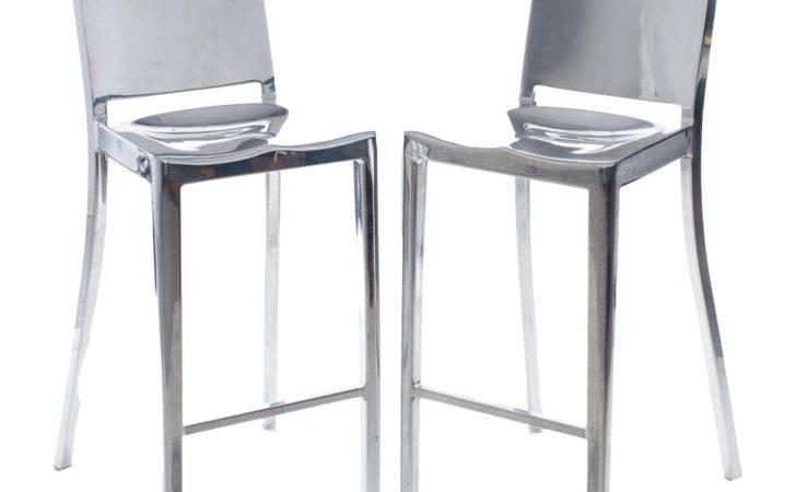 Philippe Starck Emeco Hudson Bar Stools Furniture