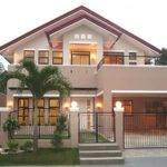 Philippine Bungalow House Design Asian Simple Homes Dream