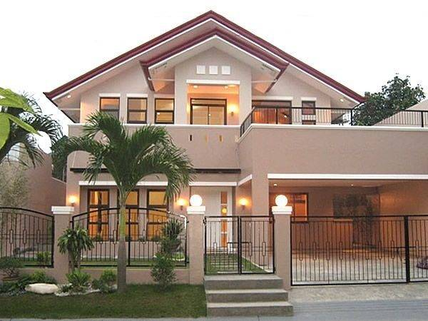Philippine Bungalow House Design Asian Simple Homes Dream