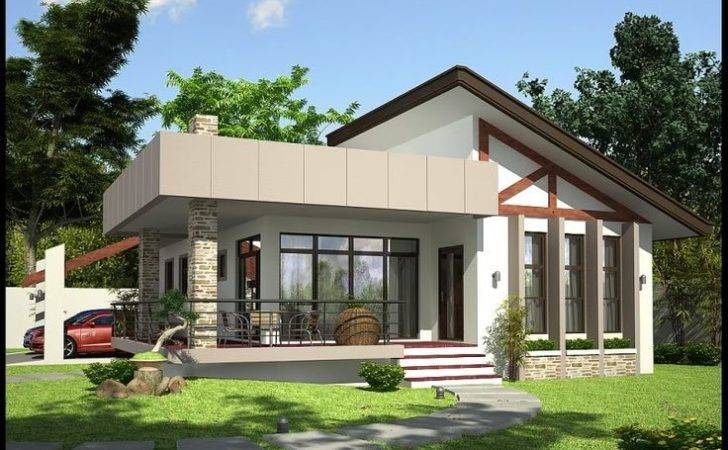 Philippine Bungalow House Design Besides Simple