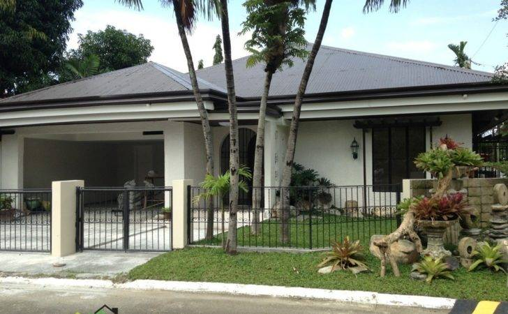 Philippine Modern Bungalow House Plans Simple Design