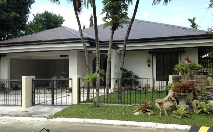Philippine Modern Bungalow House Plans Simple Design