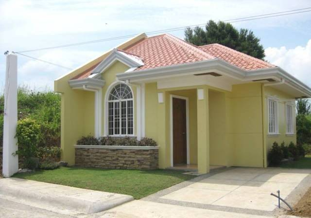 Philippines Bungalow Houses Construction Styles World Cute Little
