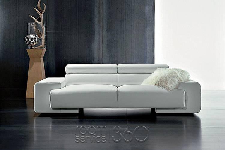 Philosophy Designer Italian Modern Leather Sofa Polaris Stylehive
