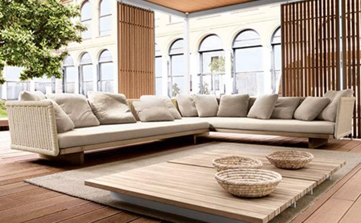 Photographs Sabi Modern Contemporary Outdoor Sectional Sofa Designs