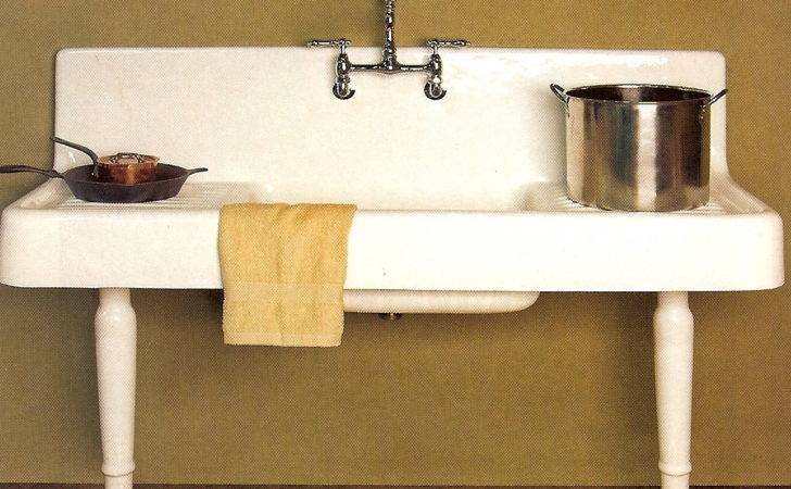 Photos Pros Cons Vintage Kitchen Sinks Have Know