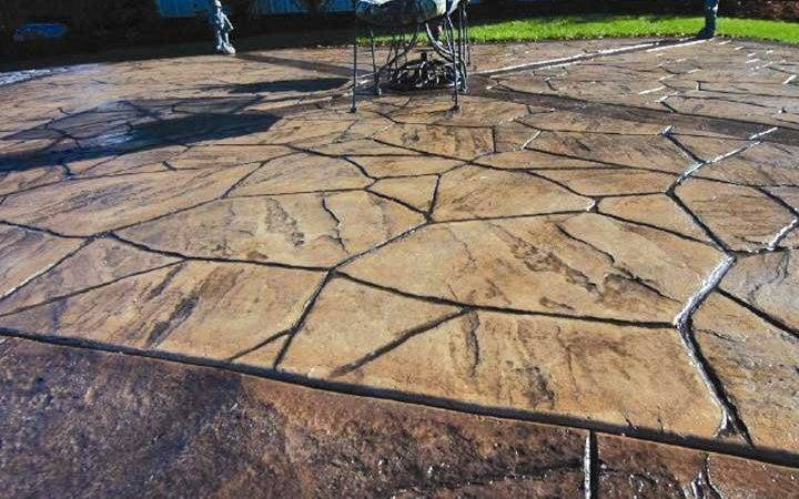 Photos Stamp Approval Stamped Concrete Designs Angie List