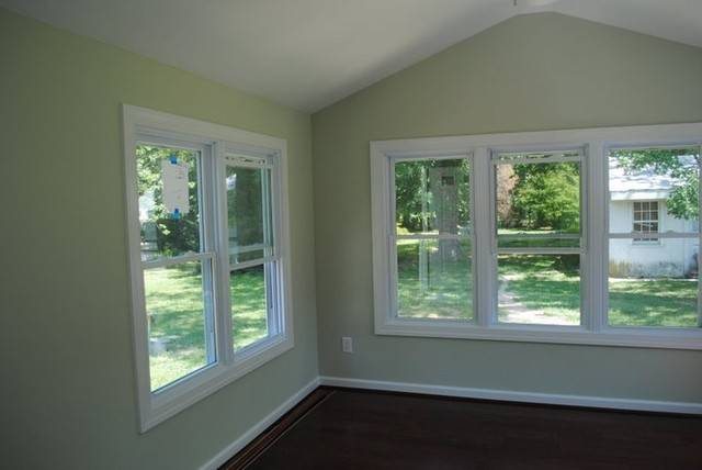 Photos Sunroom Addition Traditional Kitchen Remodel Maple