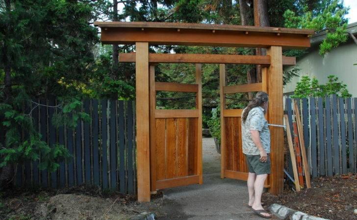 Pic Fly Japanese Style Fences Gates Html