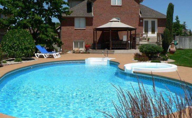 Pics Backyard Pool Area