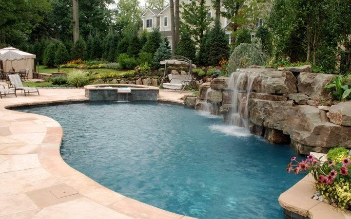 Pics Photos Backyard Pool Designs Design Landscaping