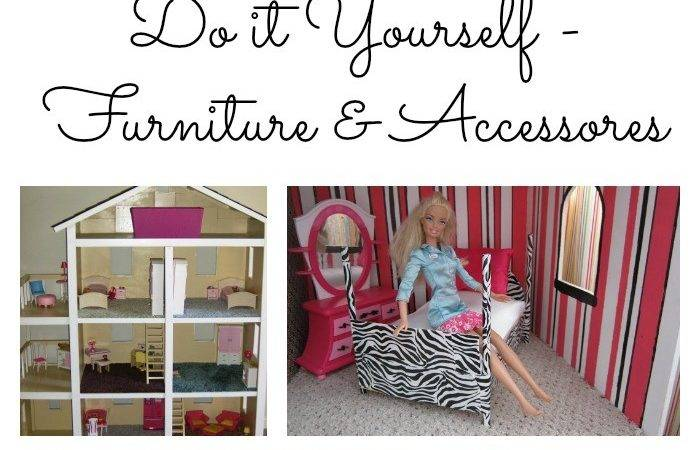 Pics Photos Barbie Furniture Accessory Build Doll Play Set
