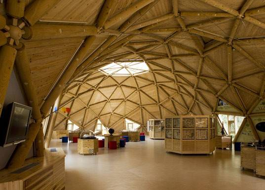 Pics Photos Geodesic Dome Homes Interior