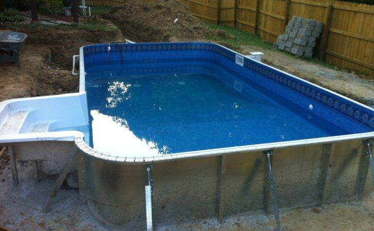 Pics Photos Ground Diy Swimming Pool Kits
