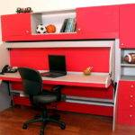 Pics Photos Murphy Bed Desk Combination Both Modern Traditional