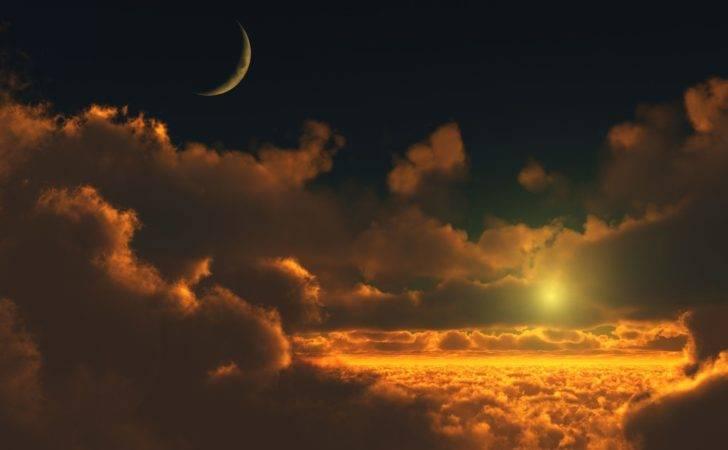 Pics Photos Stars Moon Sun