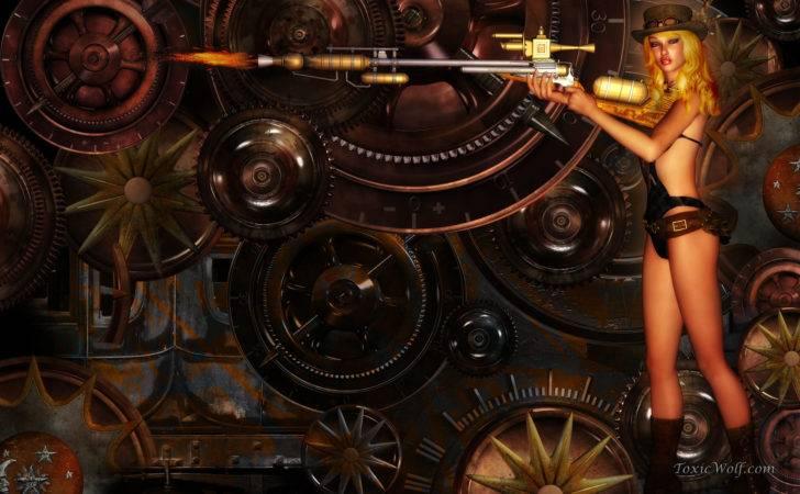 Pics Photos Steampunk Girl