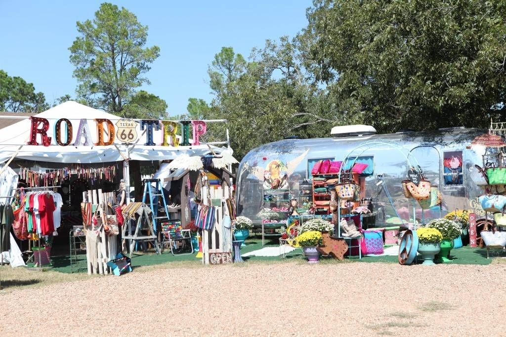 Pics Photos Warrenton Round Top Texas Antique Show