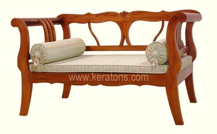 Pics Photos Wooden Sofa Furniture Couch