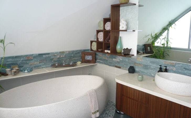 Pics Photos Zen Bathroom Design Ideas Decorating Remodeling