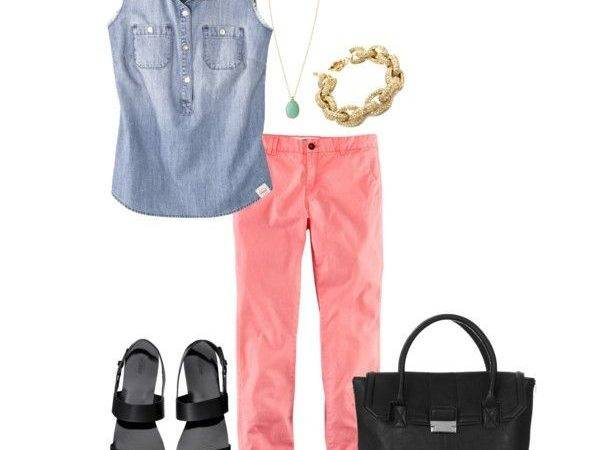 Pieces Style Pinterest Casual Polished Pants