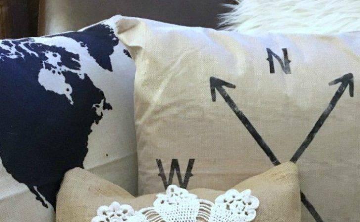 Pillows Pinterest Sewing Piping Tutorial Throw