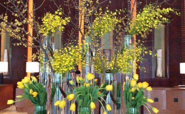 Pin Andrea Pedemonti Hotel Lobby Flowers Pinterest