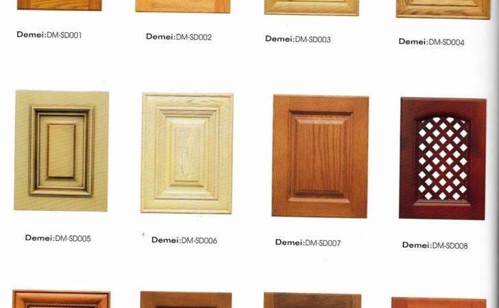Pin Cabinet Doors Wood Types Counter Tops Hardware Pinterest