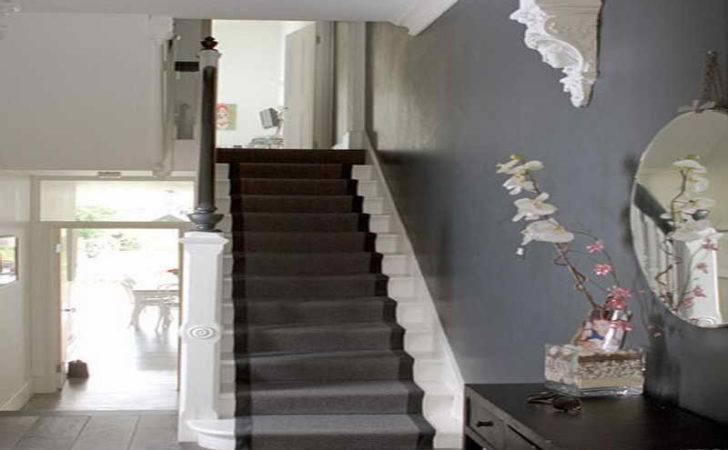 Pin Hallway Colour Schemes Ideas Blue Pinterest