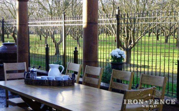 Pin Iron Fence Shop Stronghold Pinterest