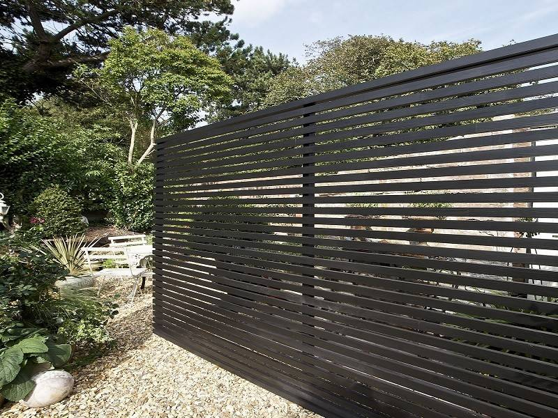 Pin Modern Fencing Home Gates Pinterest