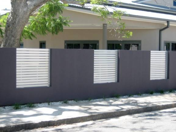 Pin Modern Fencing Home Gates Pinterest