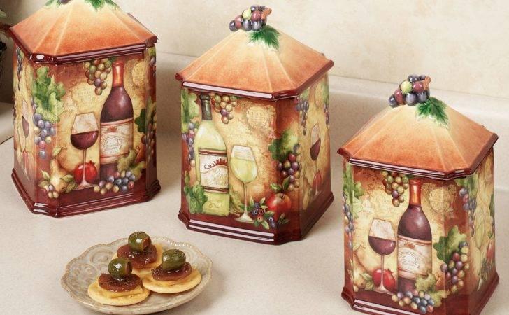 Pin Wine Grape Kitchen Decor Pinterest