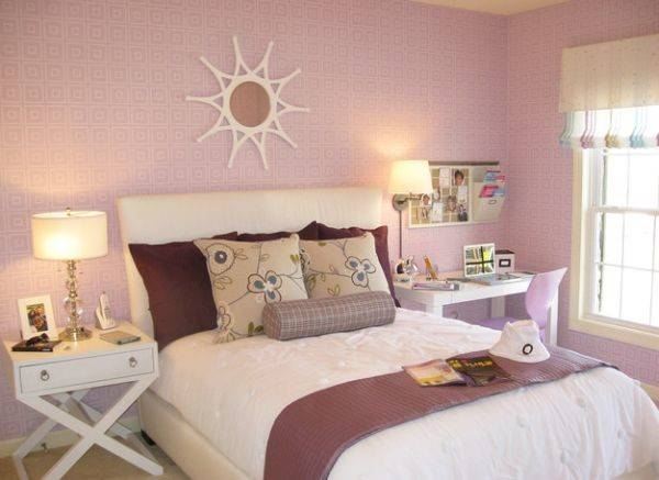 Pink Can Instantly Transform Your Little Girl Bedroom Decoist