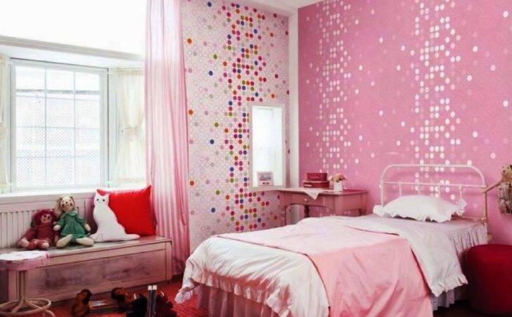 Pink Girl Bedroom Inspire Room Designs