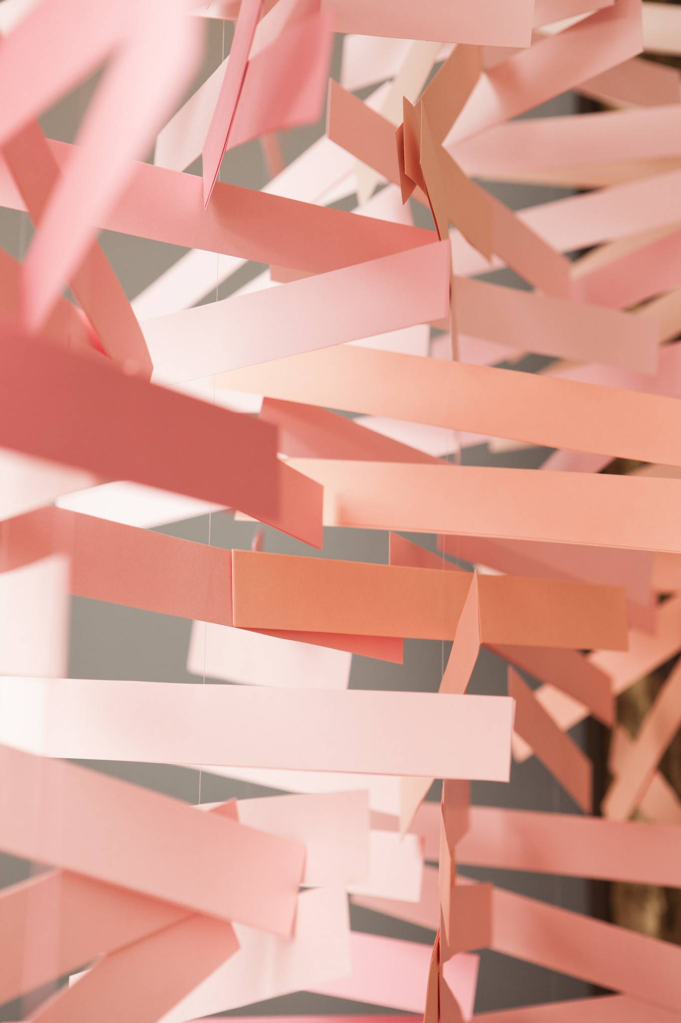 Pink Paper Mobile Sweetest Occasion
