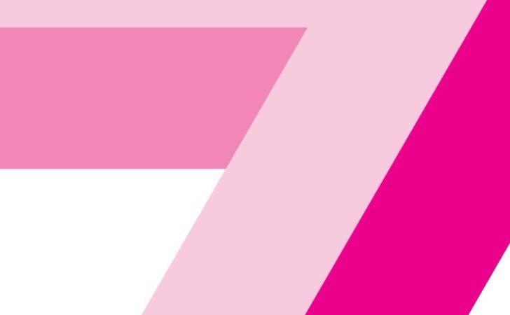 Pink Penrose Triangle Print Atomic Printworks