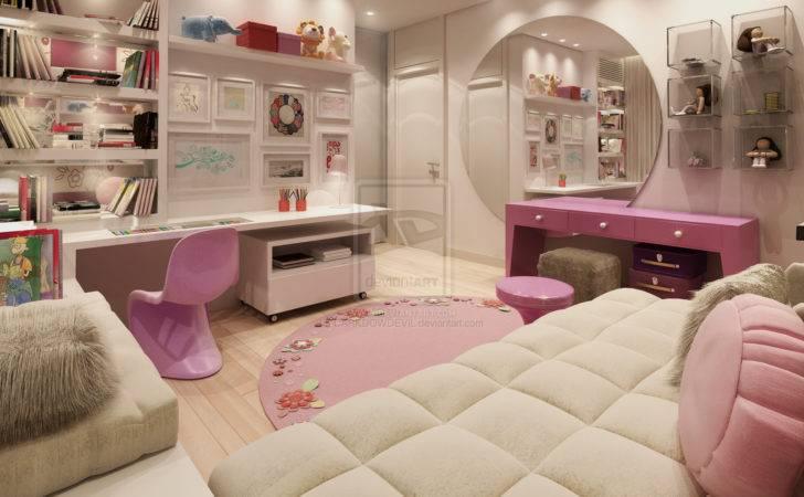 Pink Teen Rooms Girls Bedroom Darkdowdevil Room Designs