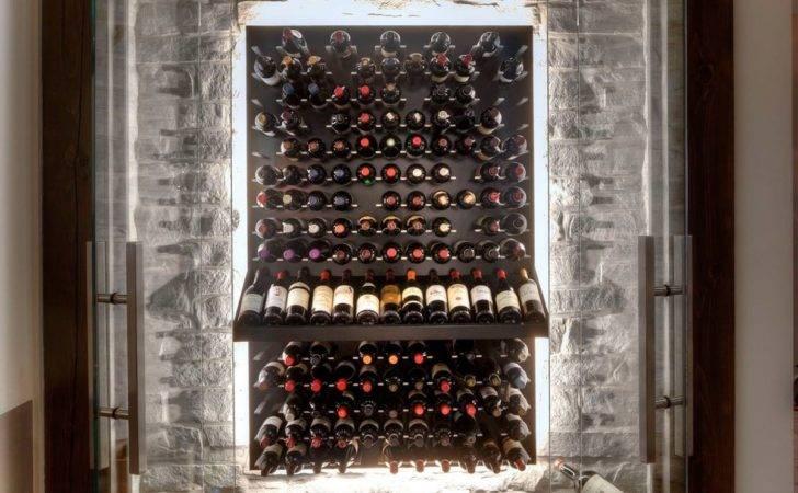 Pinterest Glass Wine Cellar Rooms