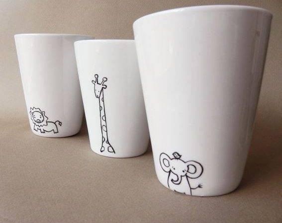Pinterest Hand Painted Mugs Mug Decorating Diy Designs
