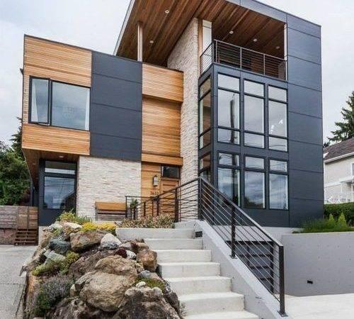 Pinterest House Design Modern Houses Contemporary