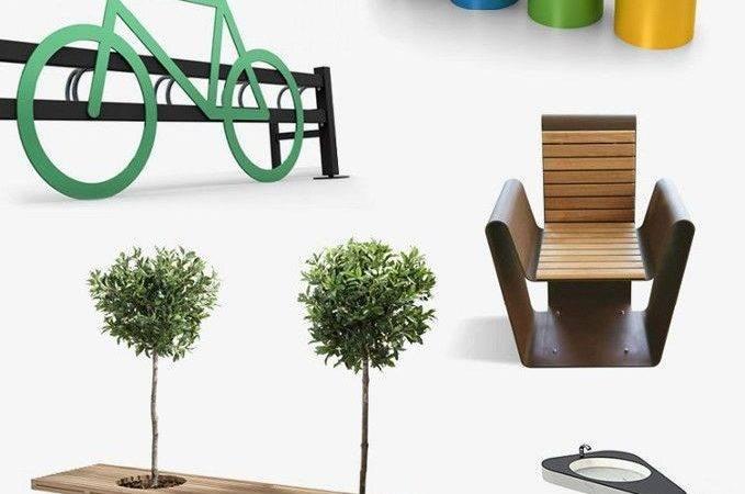 Pinterest Urban Furniture Public Space Design