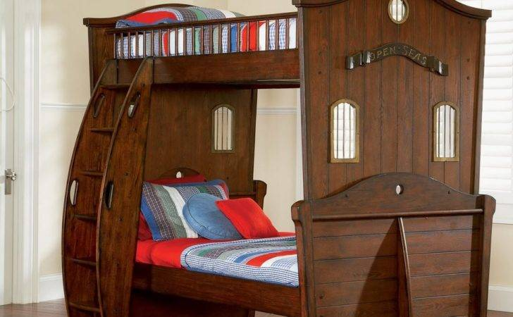 Pirate Ship Bed Plans Baby Kids Furniture Compare Prices