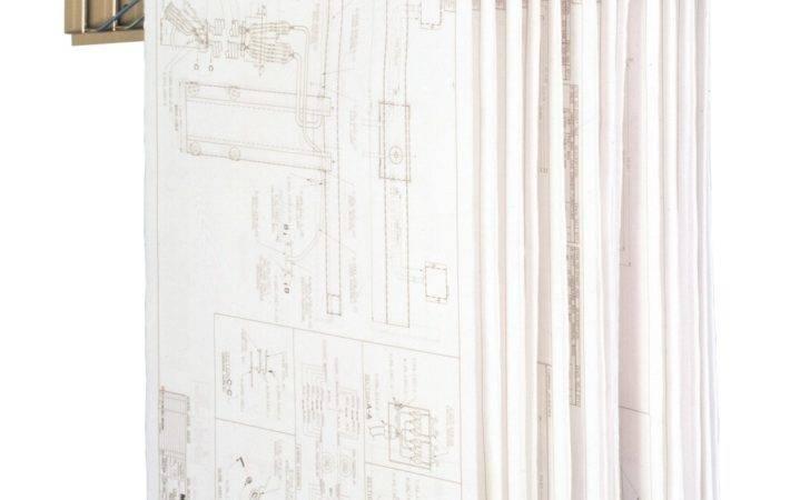 Pivoting Wall Mounted Plan Drawing Racks Blueprint