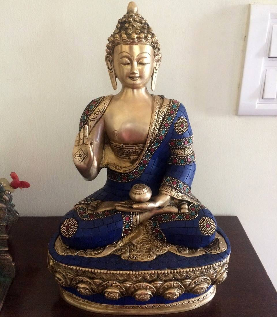 Placing Buddha Statue Home Dekorizzle