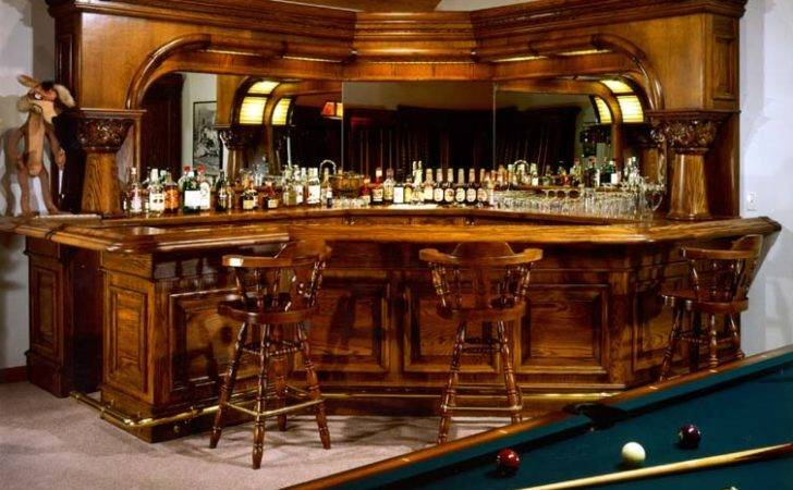 Plan Build Your Custom Home Commercial Bar Using Planner